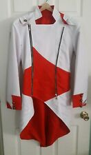 Mens Hoodie Jacket Coat Kenway Assassins Creed 3 Cosplay Costume Size Medium