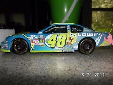 Jimmie Johnson limited edition Spongebob 1:24 diecast  car