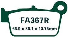 EBC Bremsbeläge FA367R