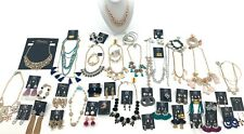 20 Pc Jewelry Give Holiday Gifts Women's Necklaces Earrings Liquidation LOT New