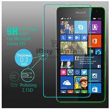 New Genuine Tempered Glass Film Screen Protector For Nokia Microsoft Lumia 535
