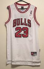 MICHAEL JORDAN 23 Embroidered Nike Team NBA Chicago Bulls Jersey Size XXL NWT
