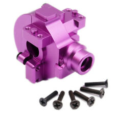 Aluminium Gear Box Upgrade Parts 102075 Purple For 1/10 RC Car HSP Redcat Himoto