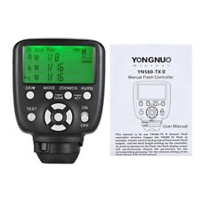 Wireless Manual Flash Controller Yongnuo YN560-TX II for Canon YN560IV YN660