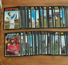 2020 Heritage High Numbers Singles Pick a Card  Complete Your Set
