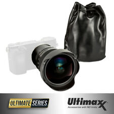 ULTIMAXX 7mm f/3.0 Aspherical Fisheye Lens for Sony NEX DSLRs - Ultra Wide Angle