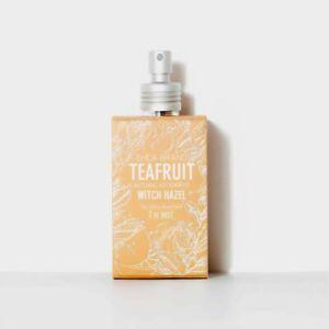 Shea Brand Teafruit Witch Hazel Natural Astringent 4 FL Oz Free People Spray