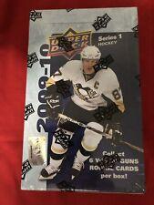 2009-2010 Upper Deck Series 1 Hockey Card Box Factory Sealed!