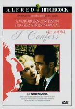 I Confess (1953) Alfred Hitchcock / Montgomery Clift DVD NEW *FAST SHIPPING*