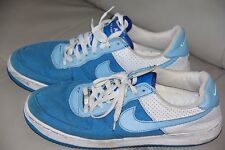 Nike Air Force AF-1, 82 Mens Casual Shoes Athletic Blue Fashion Sneakers Size 12