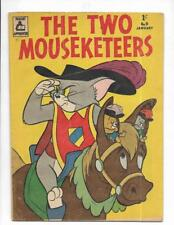 The Two Mouseketeers #9 1957 Australian Horse Cover!