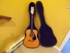 Yamaha guitar FG 402 Vintage