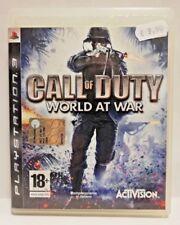 Call of Duty - World at War -  PS3 - PlayStation 3 PAL