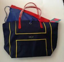 Saldi: BORSA Maxi Shopper HOY mod. NYLON col. blu con trousse amovibile