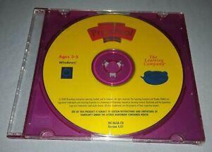 Reader Rabbit Preschool Classic Edition (2000, CD ROM) Version 4.0, Disc Only