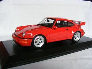 Porsche 964 RS 3.8 - 1/18 scale - GT Spirit - MIB