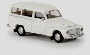 1975-1:87 #27625 Brekina Volvo 66 Combi-jaune foncé