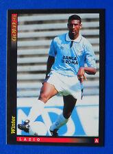 CALCIO CARDS SCORE GOLD 93 - NUOVI ARRIVI - n. 28 - WINTER - LAZIO