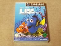 Nintendo Gamecube Finding Nimo Game Korean Version Brand New Sealed Very Rare_AU