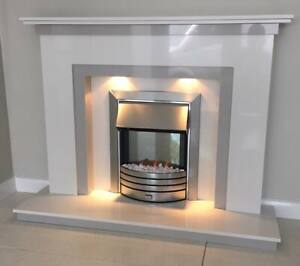 Marble Fireplaces staring from £695 choice of styles and sizes available