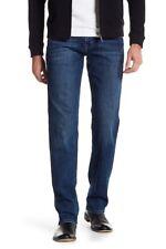 Men's Joes jeans classic straight leg in blue stretch denim wash size 32