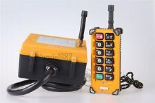 F23-A++ Single Emitter Hoist Crane Radio Wireless Remote Control Switch DC 12V