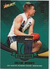 2017 Future Force 20 in 2020 Academy (AG10) Ollie WINES Port Adelaide # 232