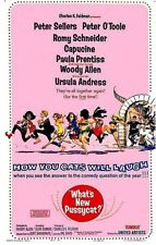 "35mm Feature I.B Technicolor ""Whats New Pussycat"" Woody Allen. Peter Sellers"