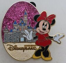 Disney Character and Castle Mystery Tin Collection Minnie Pin R9