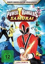 Haim Saban - Power Rangers Samurai - Der sechste Ranger Vol. 3