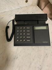 B&O Bang & Olufsen Design Telefon BeoCom 2000 ! Schwarz  ! Top ! OVP !