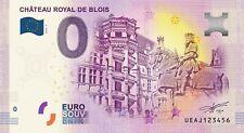 Billet Touristique 0 Euro - Château royal de Blois - 2020-4
