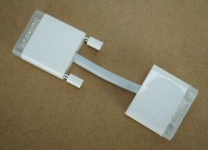 Apple Genuine DVI-D Male to Female Adapter Extension Cable 603-8471