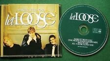 Let Loose Make it With You Part 1 CD Single