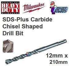 Milwaukee 4932307076 12mm X 210mm SDS Plus Drill Bit