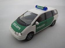 """HERPA Ford Galaxy """"Polizei"""", weiß/grün, 1:87, TOP + OVP !"""