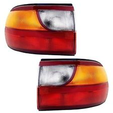 1997 - 2003 CHEVROLET MALIBU REAR TAIL LIGHTS SET LEFT & RIGHT PAIR