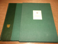 Book. Silverstone. Fifty Golden Years. Hutton 1st 1998 Limited Edition Slipcase