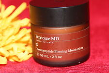 DR PERRICONE NEUROPEPTIDE FIRMING MOISTURIZER FACE CREAM FULL SIZE 2 OZ NO BOX
