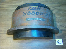 """Unusual INTERESTING Wood Foundry Industrial Pattern Mold 13"""" X 7-1/2""""  (86)"""