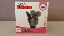Micro Brix Series 4 Koala Brand new Factory sealed Ages 9 +