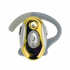 Business Wireless Bluetooth Foldable Headset for Cell Phone-Golden K4Q5
