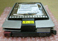 Fujitsu Ultra 160 SCSI 36 GB 10K - 80Pin Disco Duro Con Caddy de Compaq MAJ3364MC