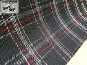 MK6 VW Golf GTI interior seat cloth fabric material MK1 MK2 Transporter