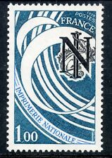 STAMP / TIMBRE FRANCE N° 2014 ** IMPRIMERIE NATIONALE