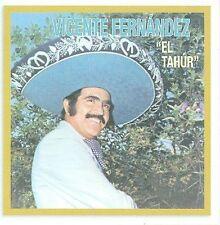 Vicente Fernandez : De Pelicula: El Tahur [us Import] CD (2008)
