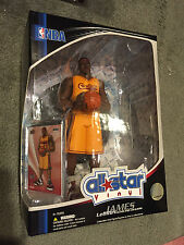 2008 Upper Deck Series 1 Lebron James Cleveland Cavaliers All Star Vinyl Figure
