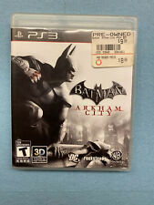 Batman: Arkham City (Sony Playstation 3) PS3