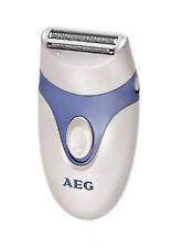 AEG LS 5652 Lady Shaver Damenrasierer Elektrorasierer blau