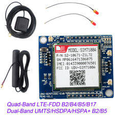 SIM7100A US 4G Development Board GPS Module LTE WCDMA GNSS for Arduino RPi Wind